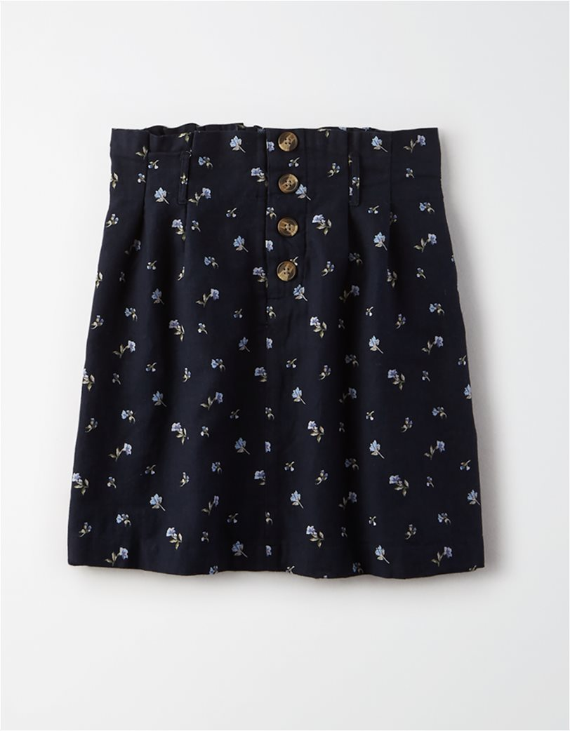 AE High-Waisted Paperbag Mini Skirt 3