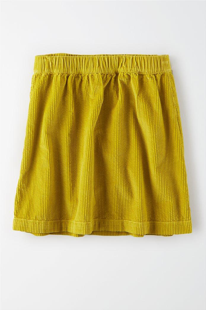 AE High-Waisted Corduroy Mini Skirt 0