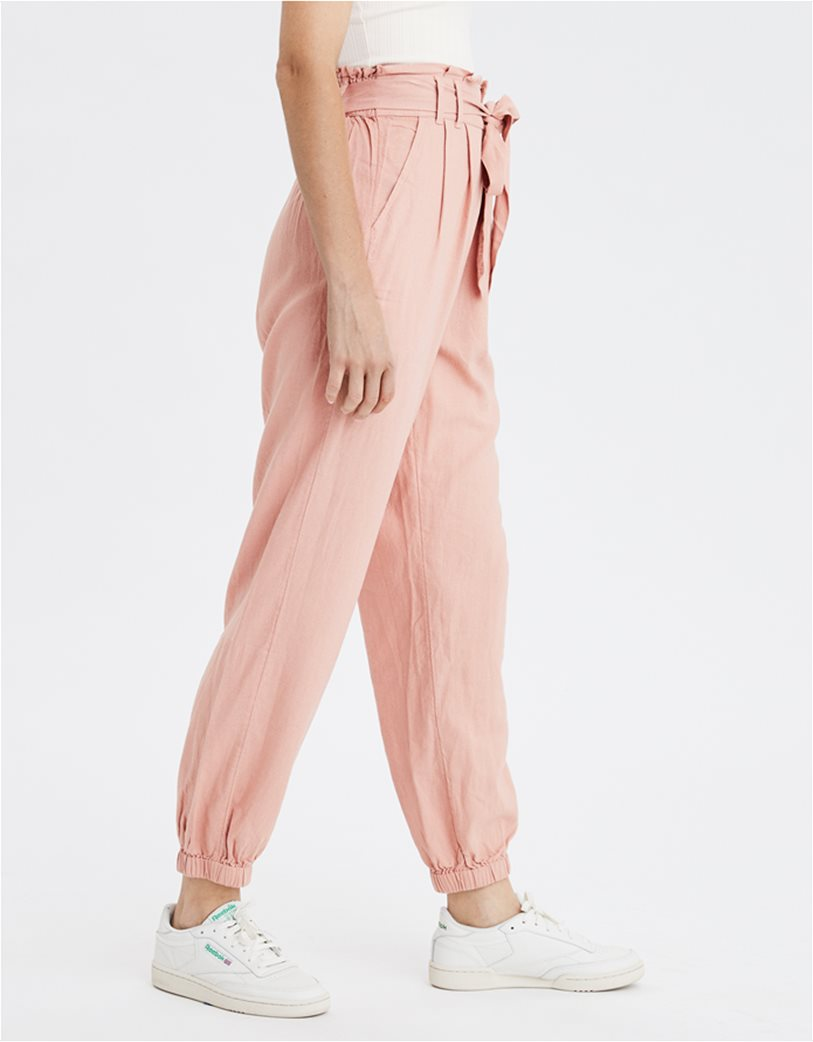 AE High-Waisted Paperbag Jogger 1