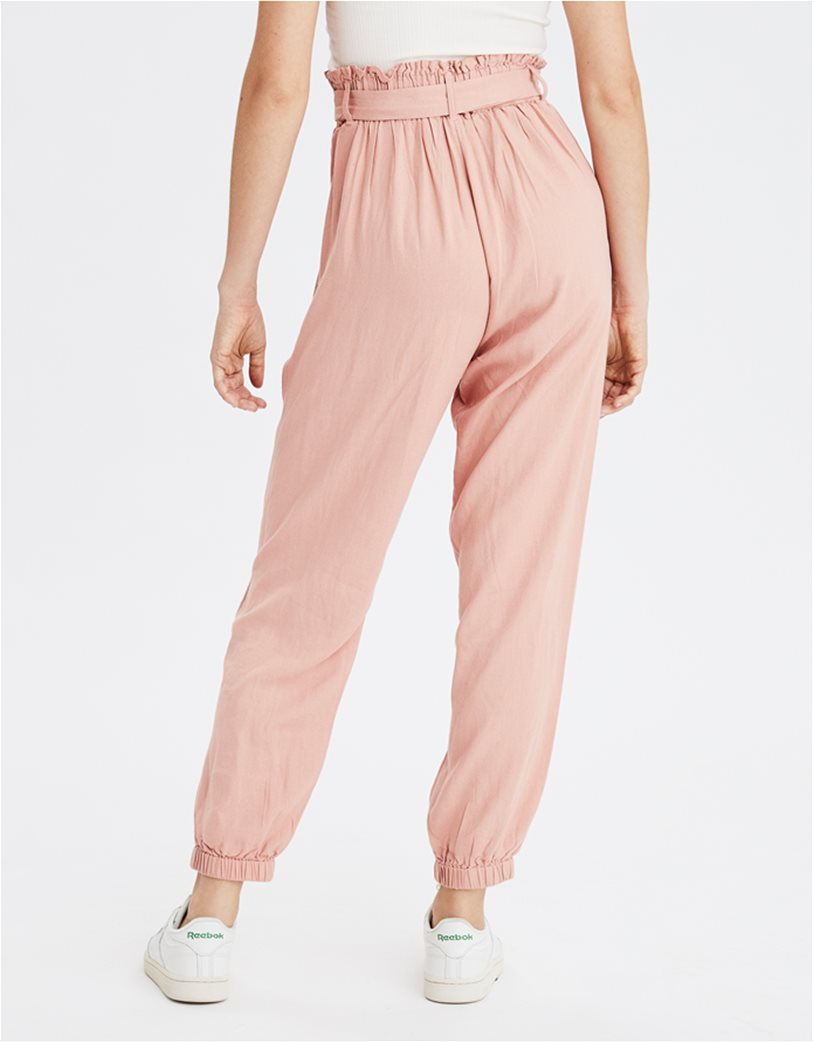 AE High-Waisted Paperbag Jogger 2