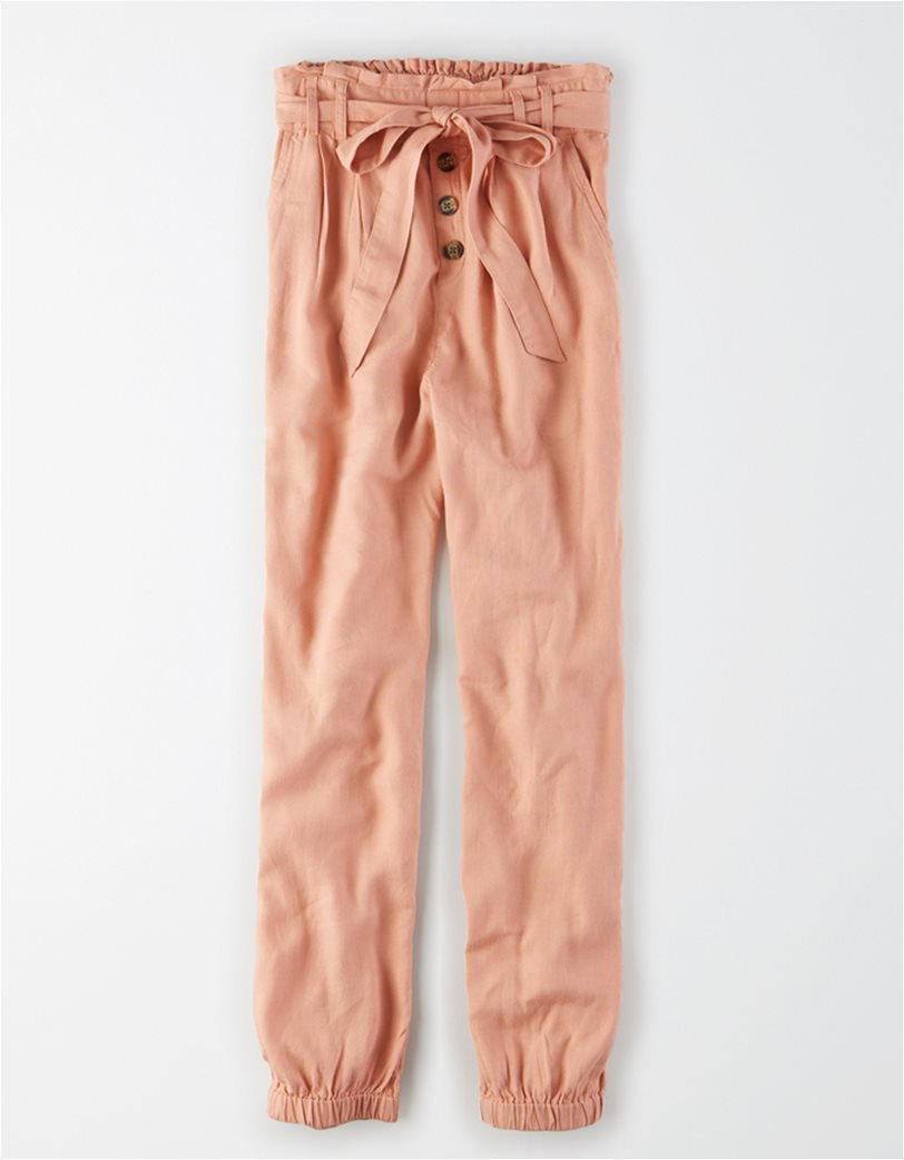 AE High-Waisted Paperbag Jogger 3