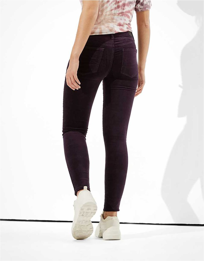 AE High-Waisted Velvet Jegging 2