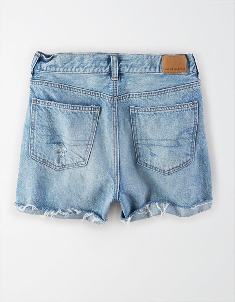 Denim Mom Shorts 1