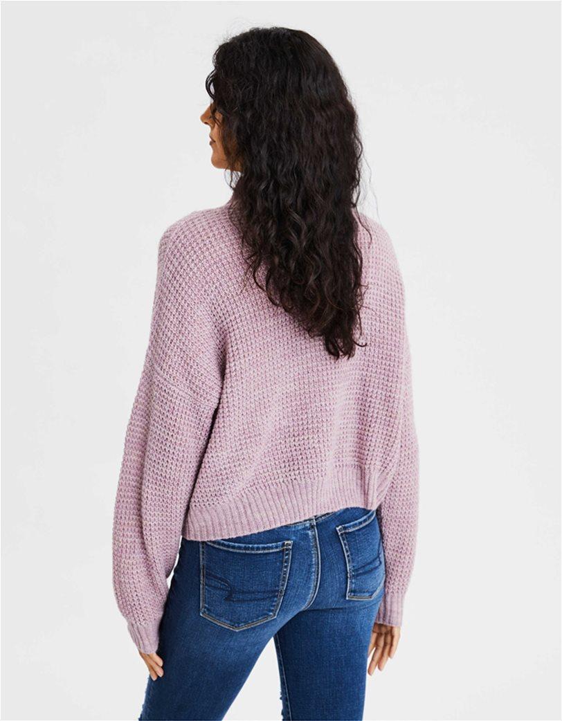 AE Quarter Zip Pullover Sweater 1