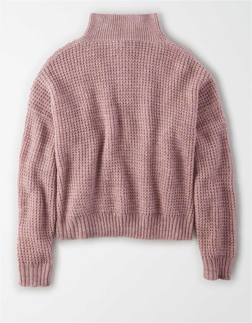 AE Quarter Zip Pullover Sweater 3