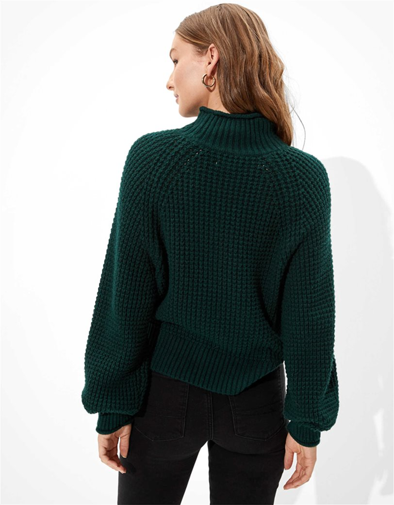 AE Dreamspun Mock Neck Sweater 1