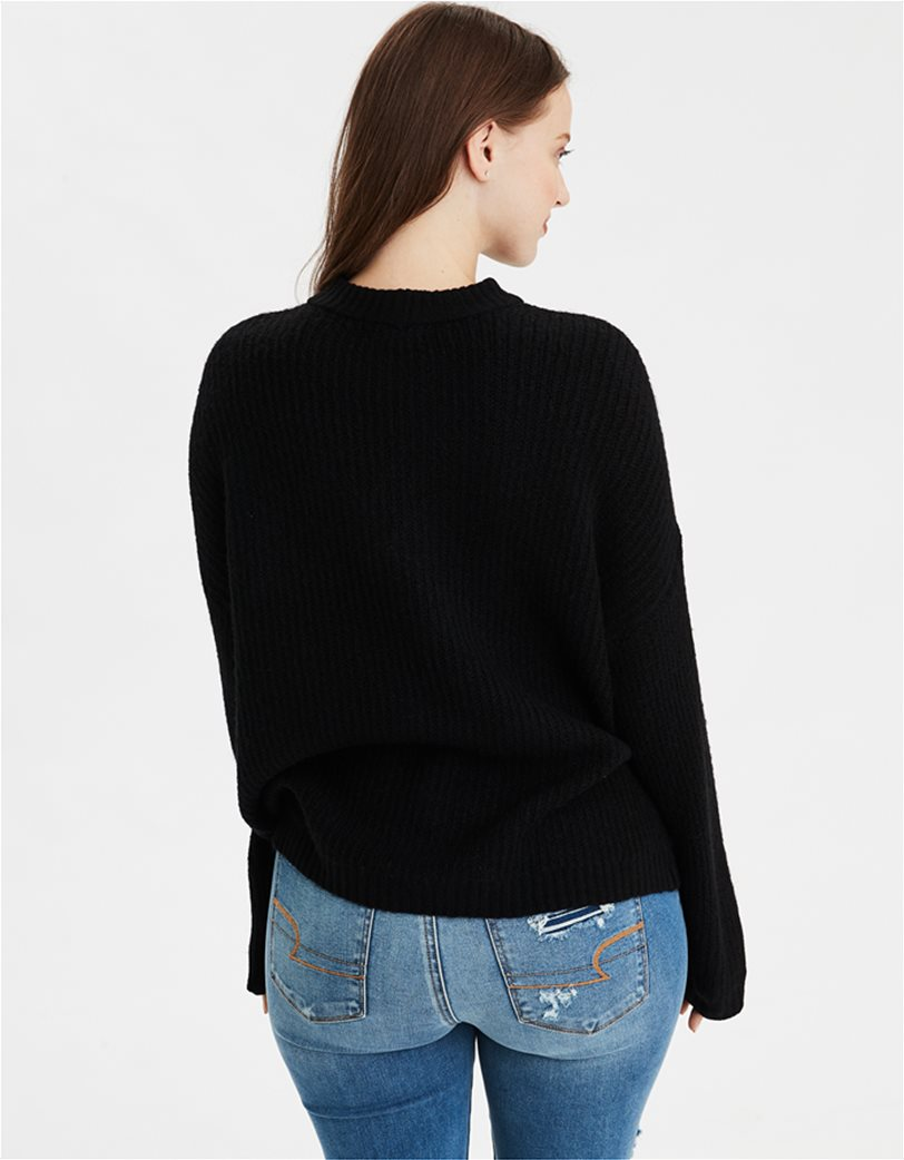 AE Oversized Long Pullover Sweater 1