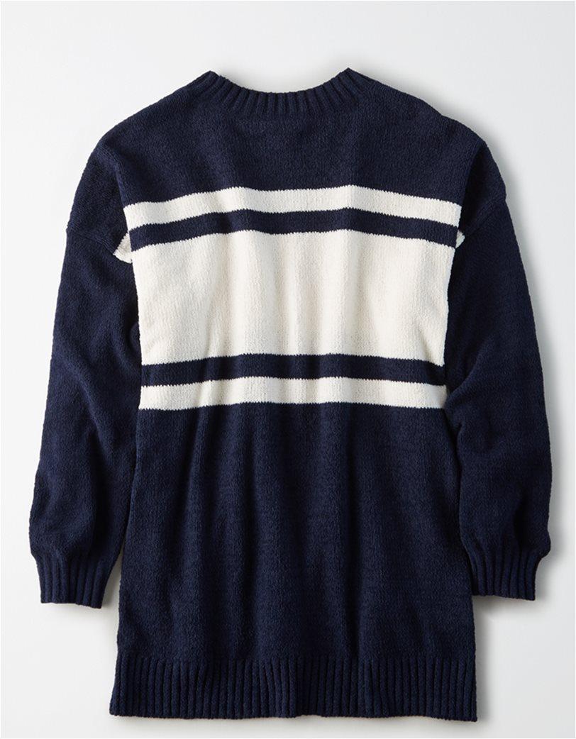AE Chenille Crew Neck Oversized Sweater 3