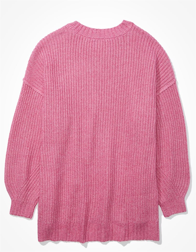 AE Oversized Dreamspun Crew Neck Sweater 1