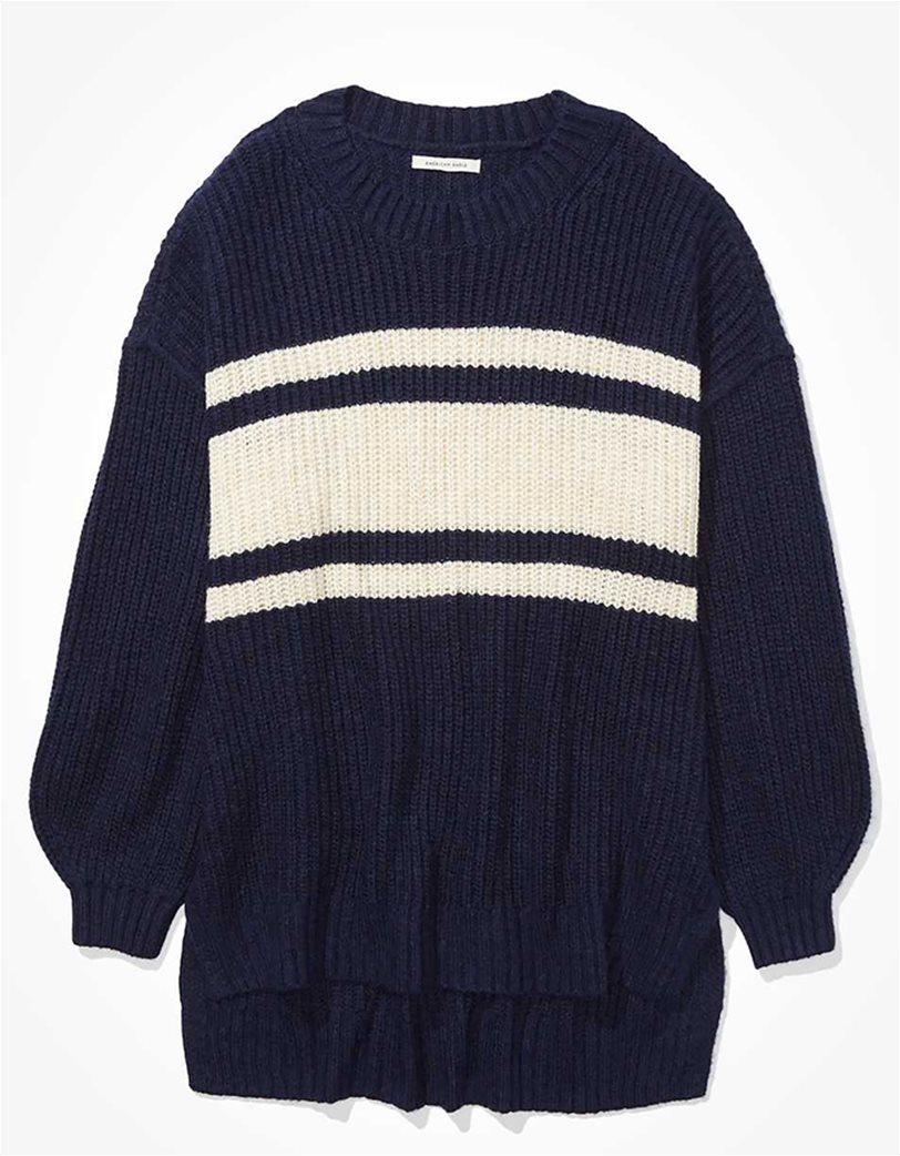 AE Oversized Dreamspun Crew Neck Sweater 2