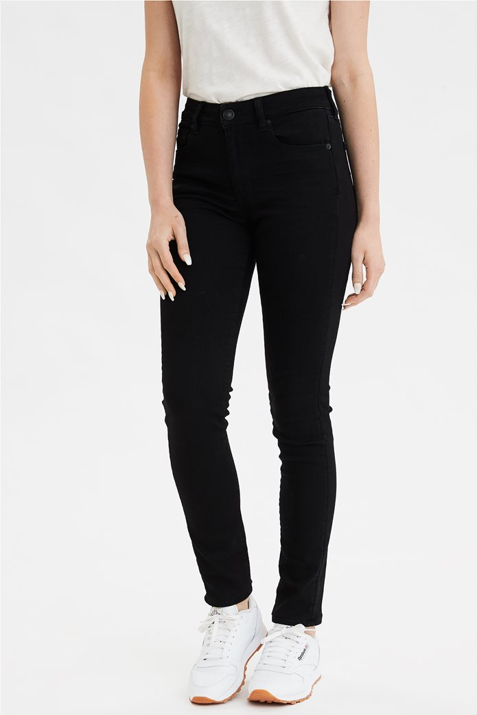 AE Ne(X)t Level High-Waisted Skinny Jean 0