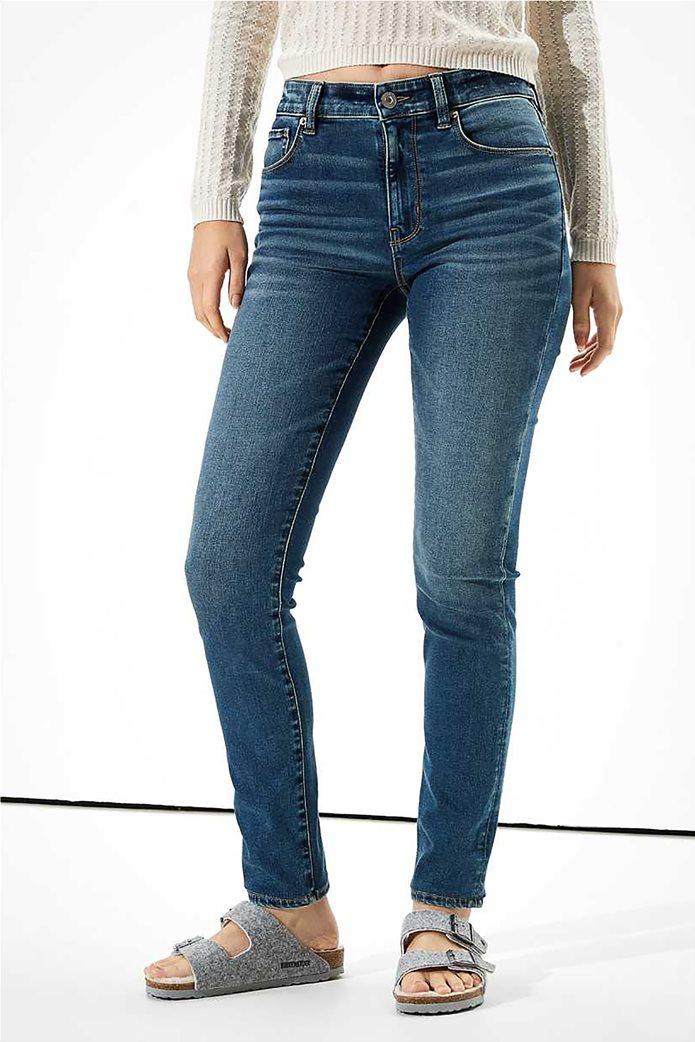 AE Ne(x)t Level High-Waisted Skinny Jean 0