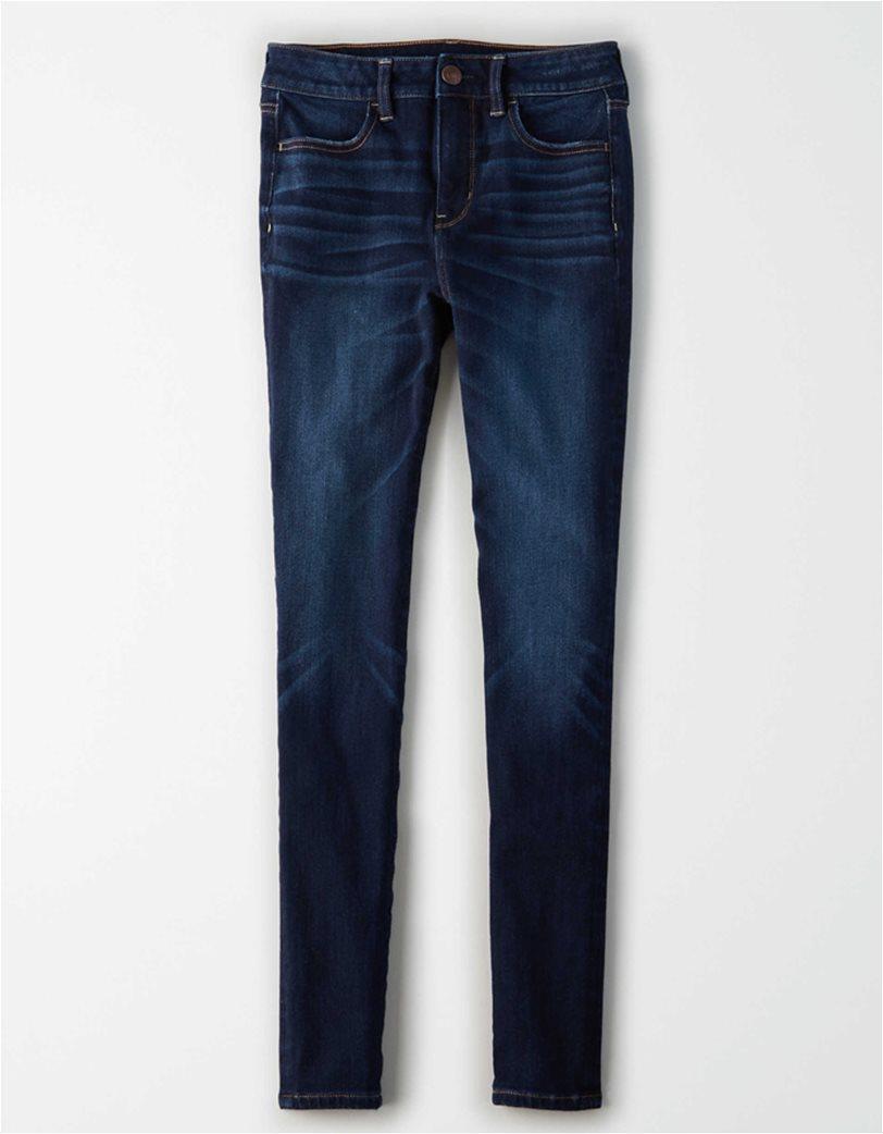 The Dream Jean High-Waisted Jegging Μπλε Σκούρο 3