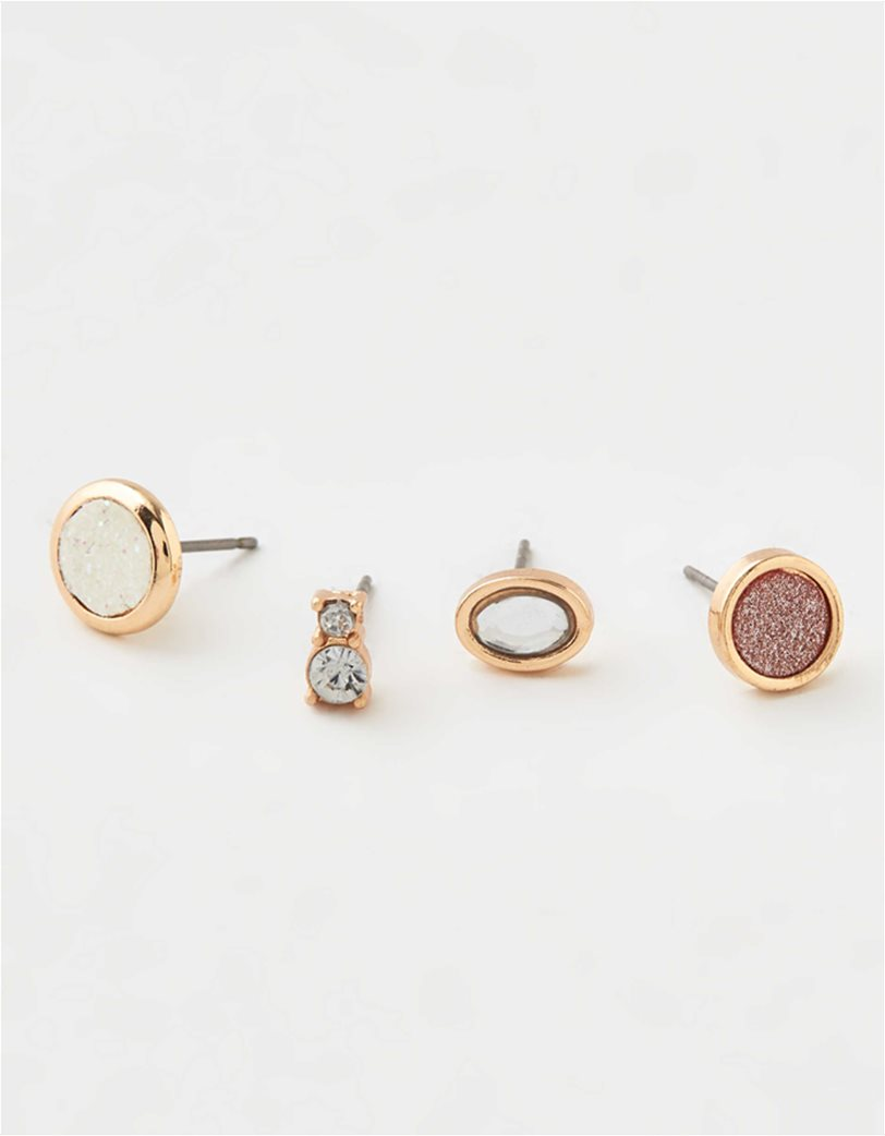 AEO Glitter Stud Earrings 6-Pack 1