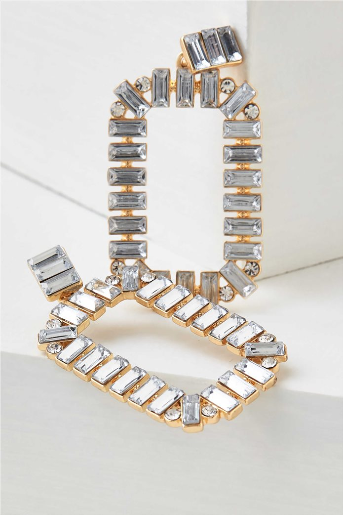 AEO Crystal Statement Earring 0