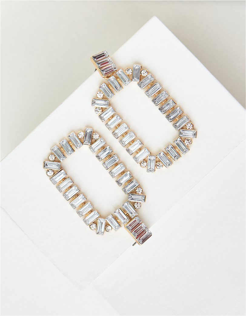 AEO Crystal Statement Earring 1