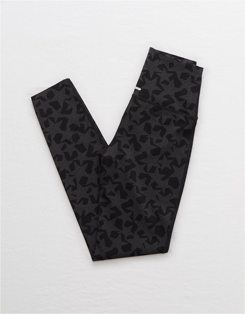 Aerie Move Printed High Waisted Legging 2