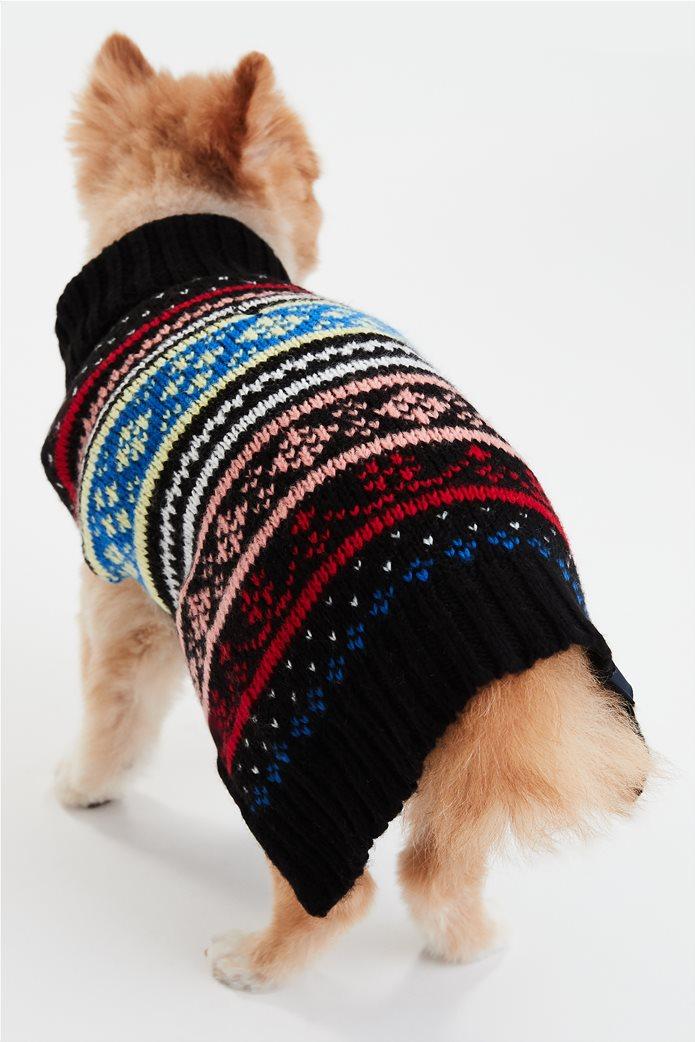ABO Fairisle Dog Sweater 0