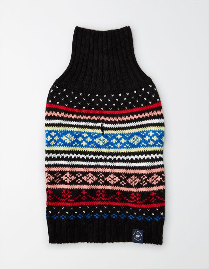 ABO Fairisle Dog Sweater 1