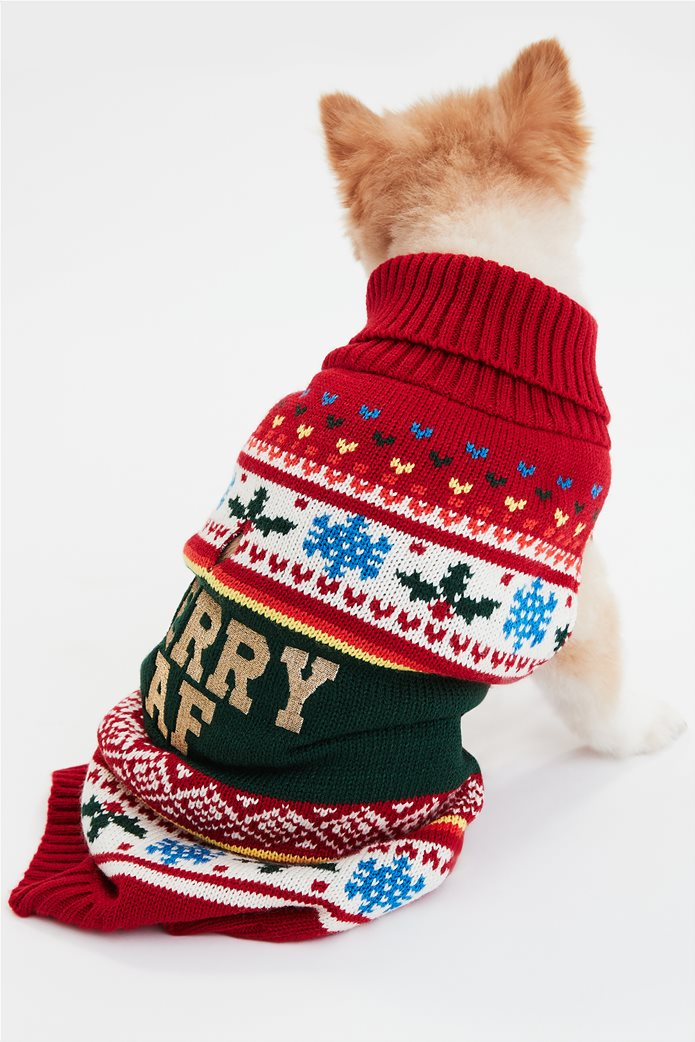 ABO Dog Sweater 0