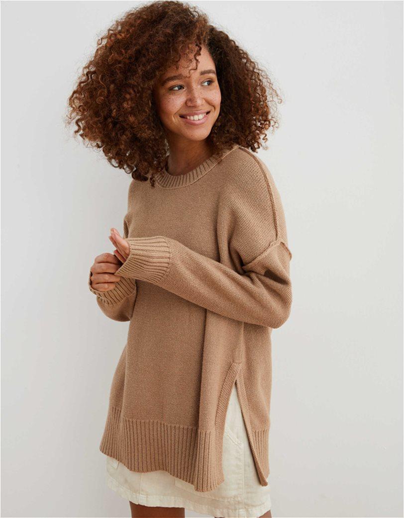Aerie Desert Oversized Sweater 1