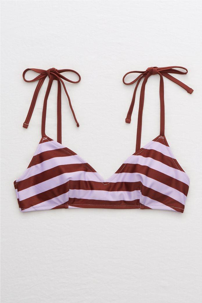 Aerie V Scoop Bikini Top 0