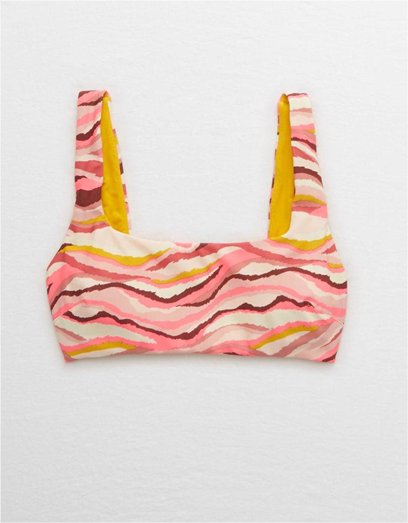 Aerie Wide Strap Scoop Bikini Top 3