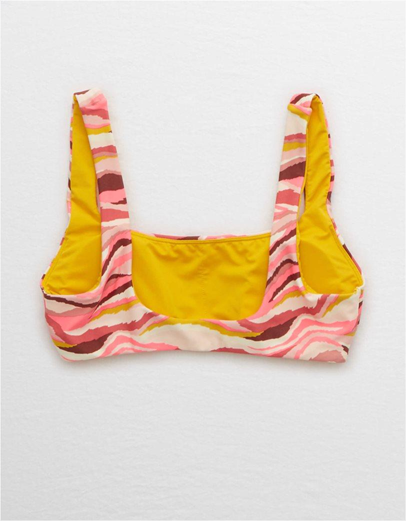 Aerie Wide Strap Scoop Bikini Top 4