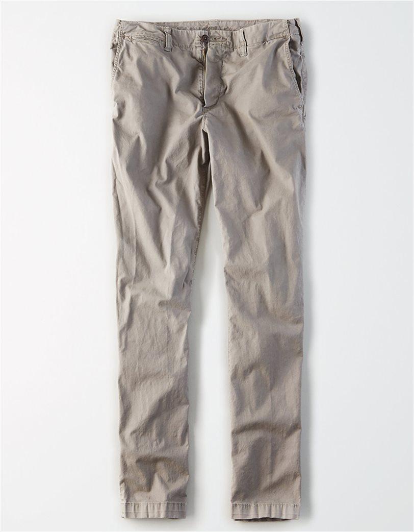 Ae Ne(X)t Level Slim Khaki Pant Γκρι 3