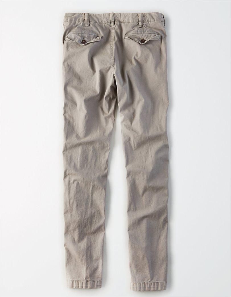 Ae Ne(X)t Level Slim Khaki Pant Γκρι 4