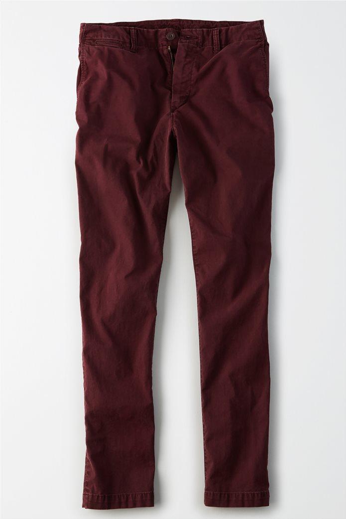 AE Ne(X)t Level Slim Khaki Pant Μπορντό 0