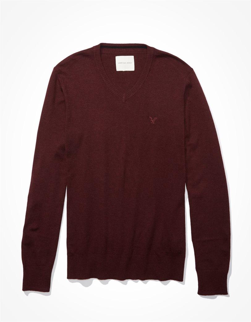 AE V-Neck Sweater 0