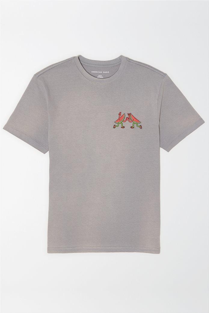 AE Short Sleeve Vintage Wash T-Shirt 0