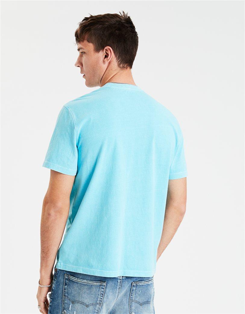 AE Vintage Wash Dye Effect Pocket T-Shirt 1