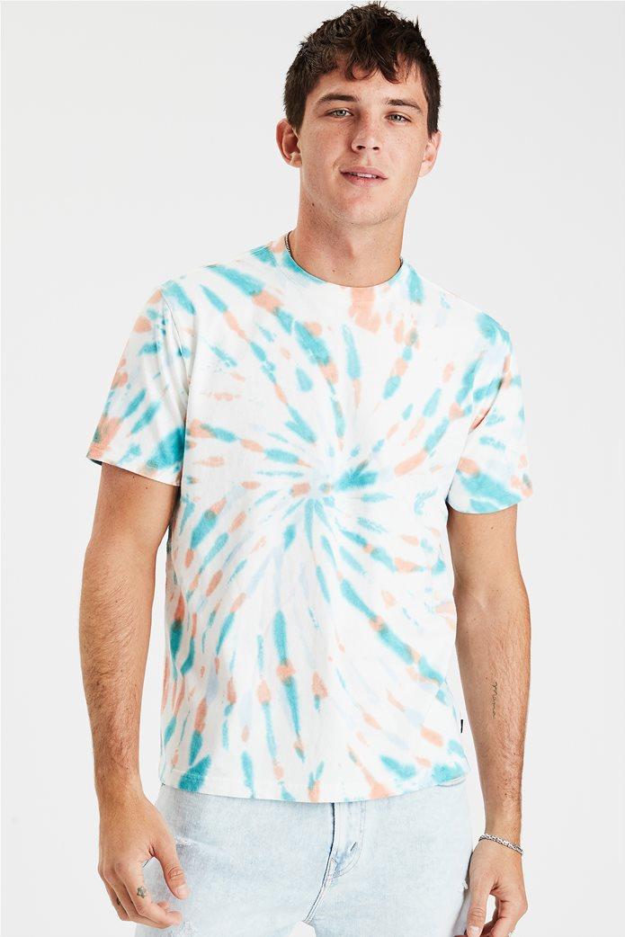 AE Vintage Wash Tie-Dye T-Shirt 0