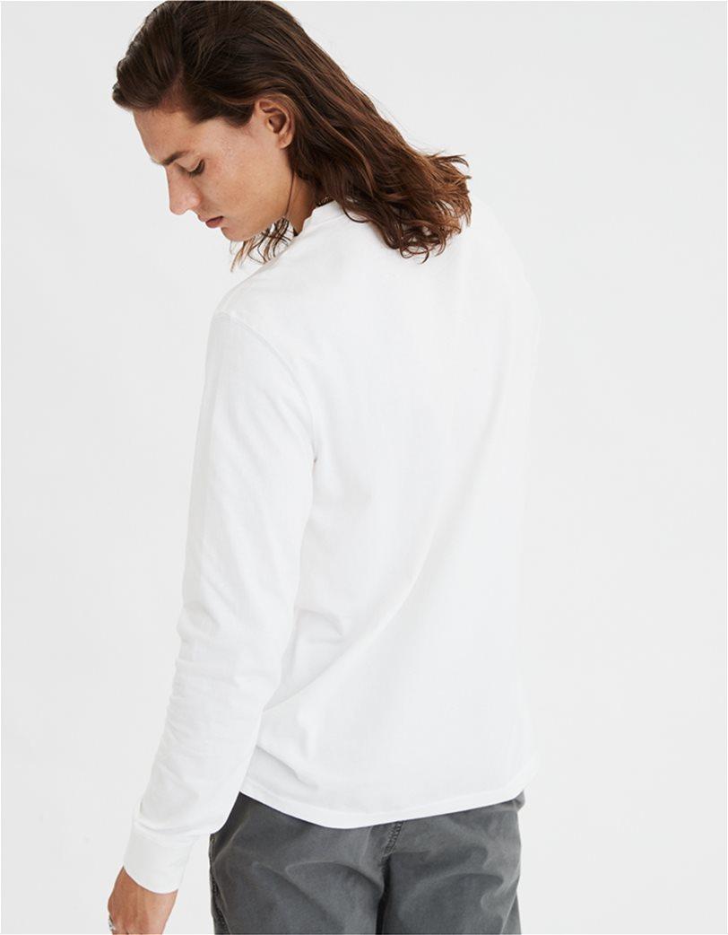 AE Long Sleeve Graphic Pocket T-Shirt 1