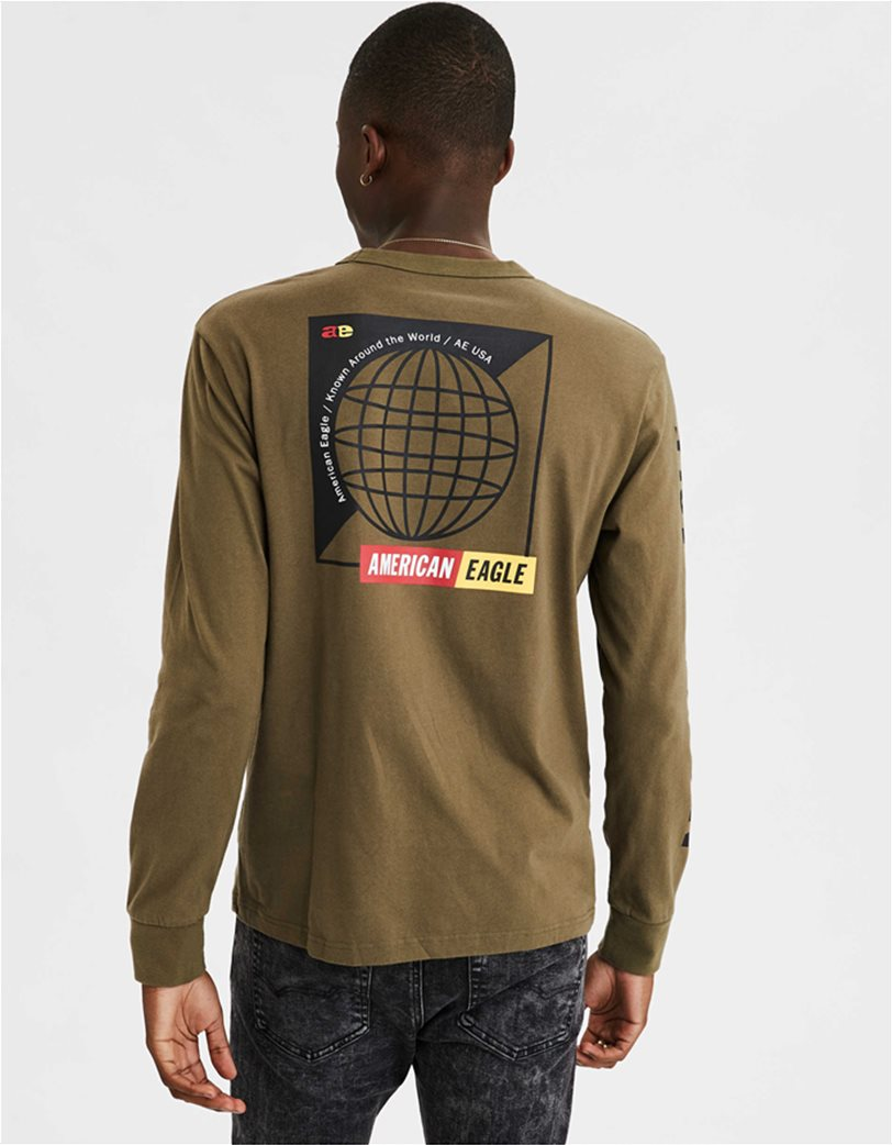 AE Long Sleeve Graphic T-Shirt 1