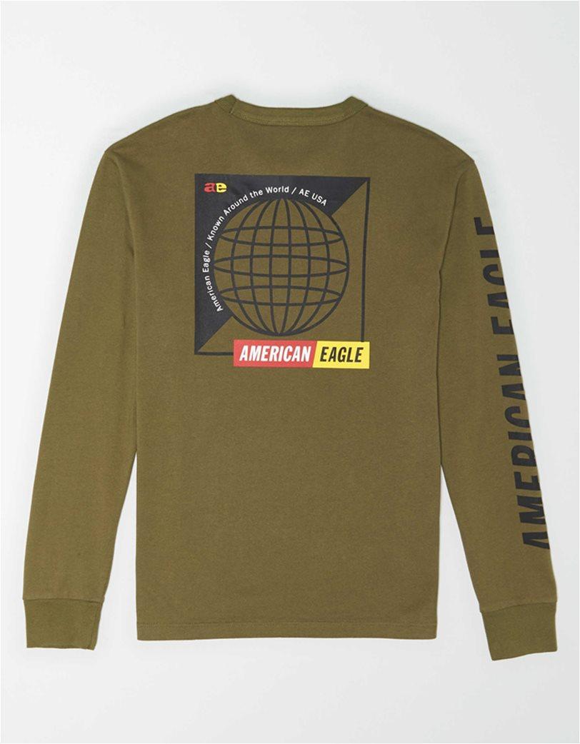 AE Long Sleeve Graphic T-Shirt 3