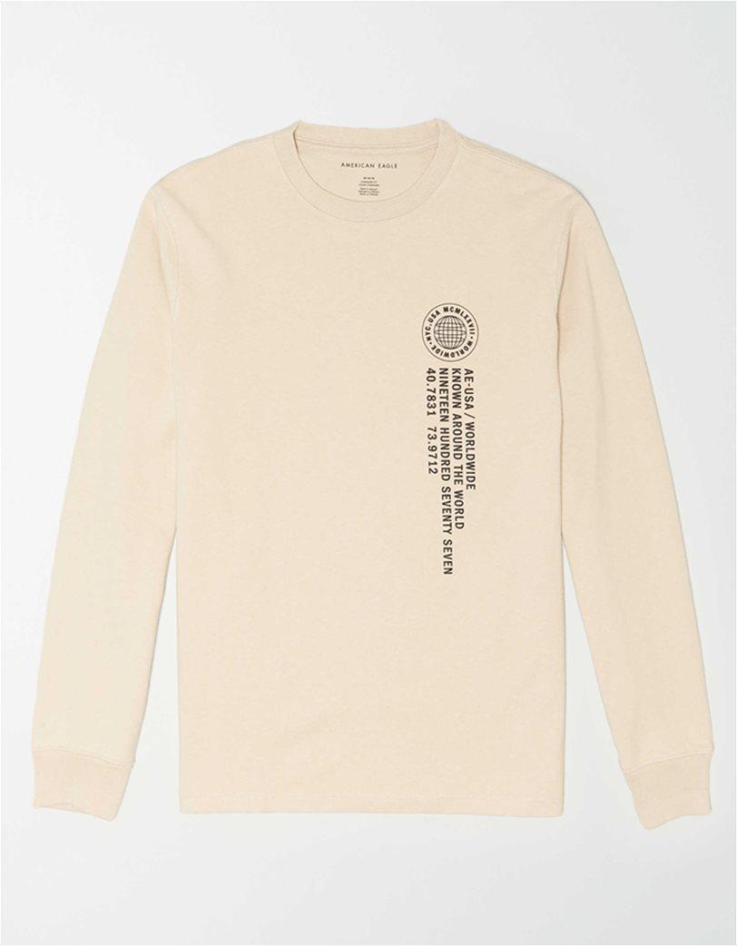 AE Long Sleeve Graphic T-Shirt 2