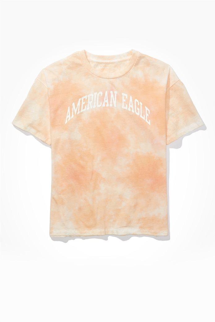 AE Tie-Dye Graphic T-Shirt 0