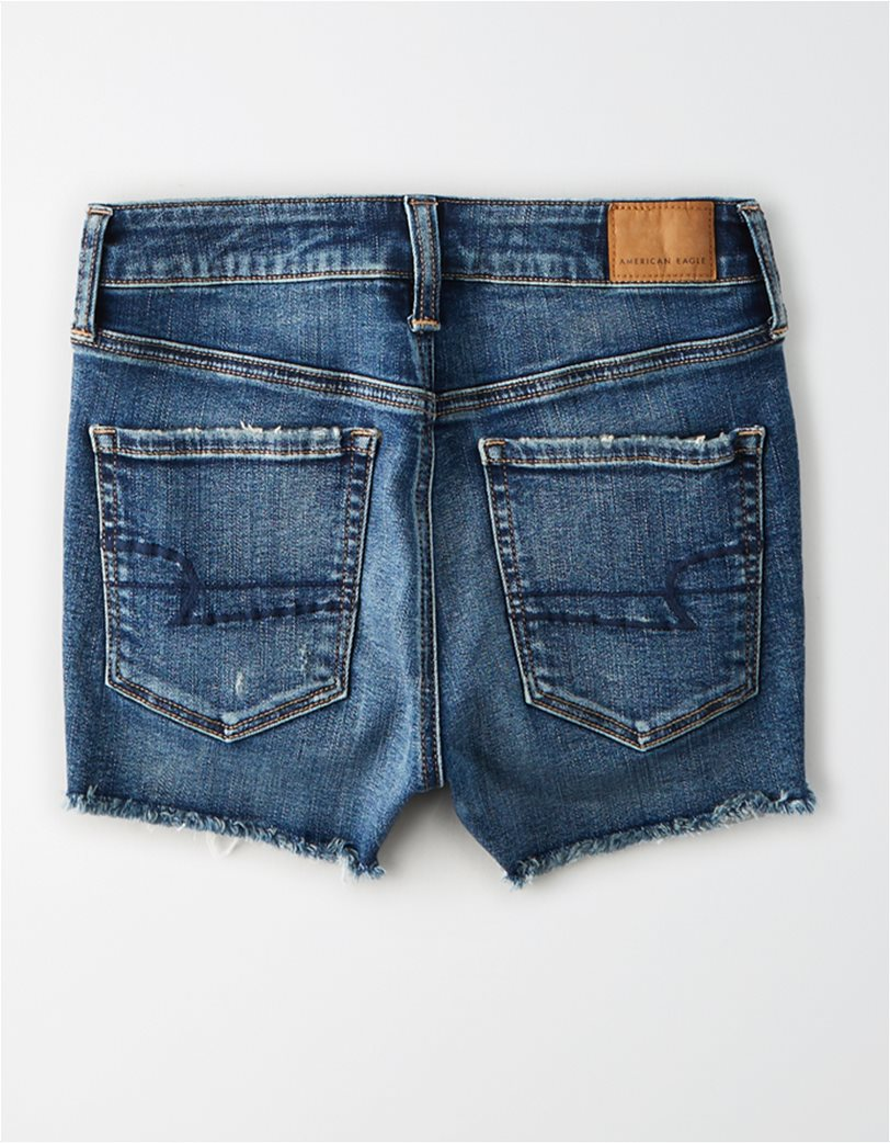 AE Ne(X)t Level High-Waisted Denim Short 4