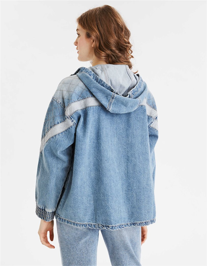 AE Denim Parka 1