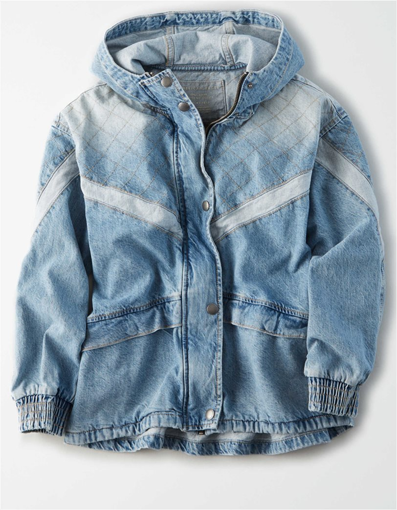 AE Denim Parka 2
