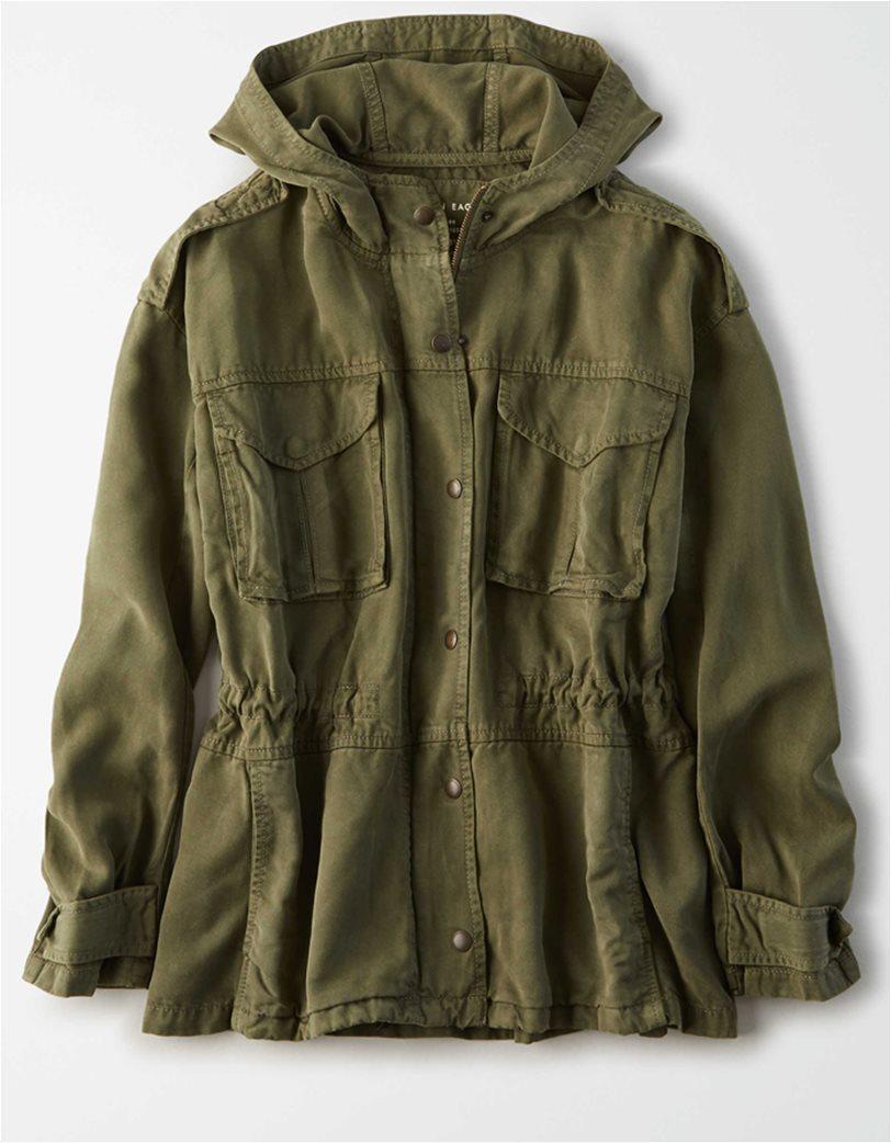 AE Hooded Military Jacket 3