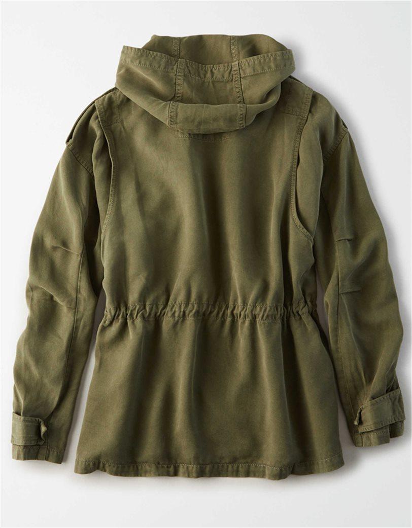 AE Hooded Military Jacket 4