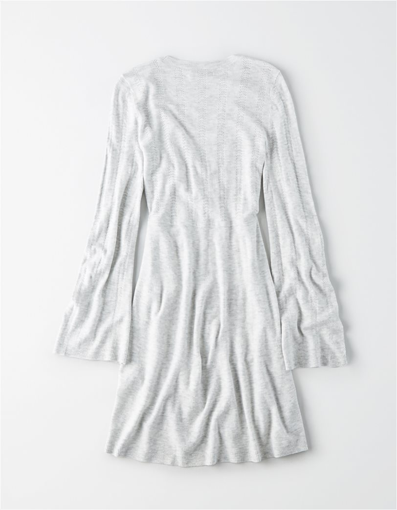 AE Wrap Front Sweater Dress 3