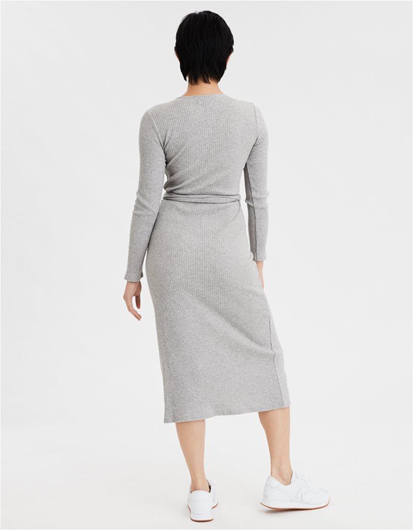 AE Long Sleeve Midi Dress 1