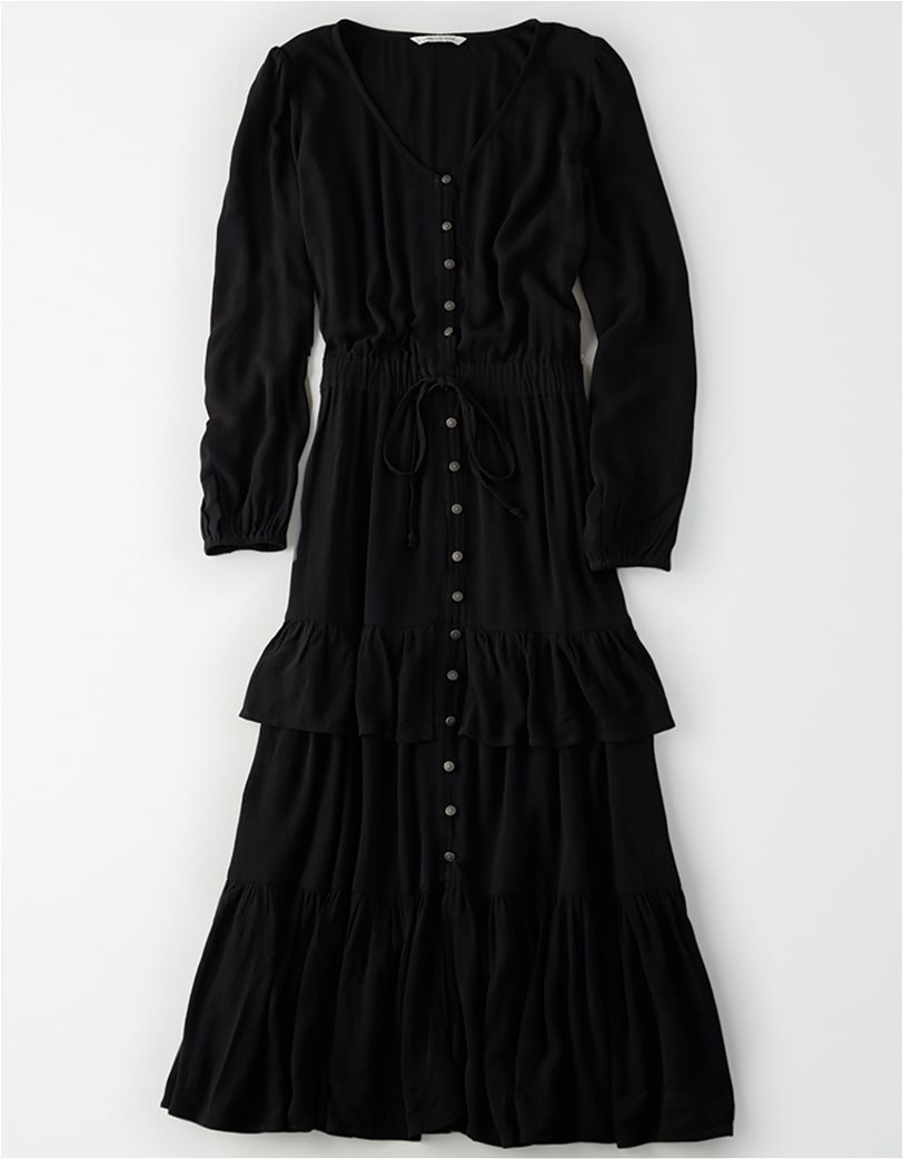 AE Tiered Midi Dress 2
