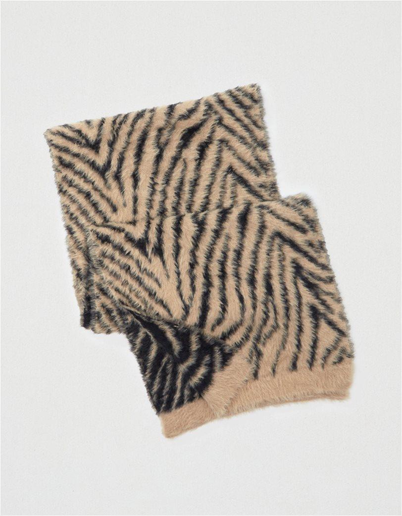 AE Cozy Tiger Scarf 1