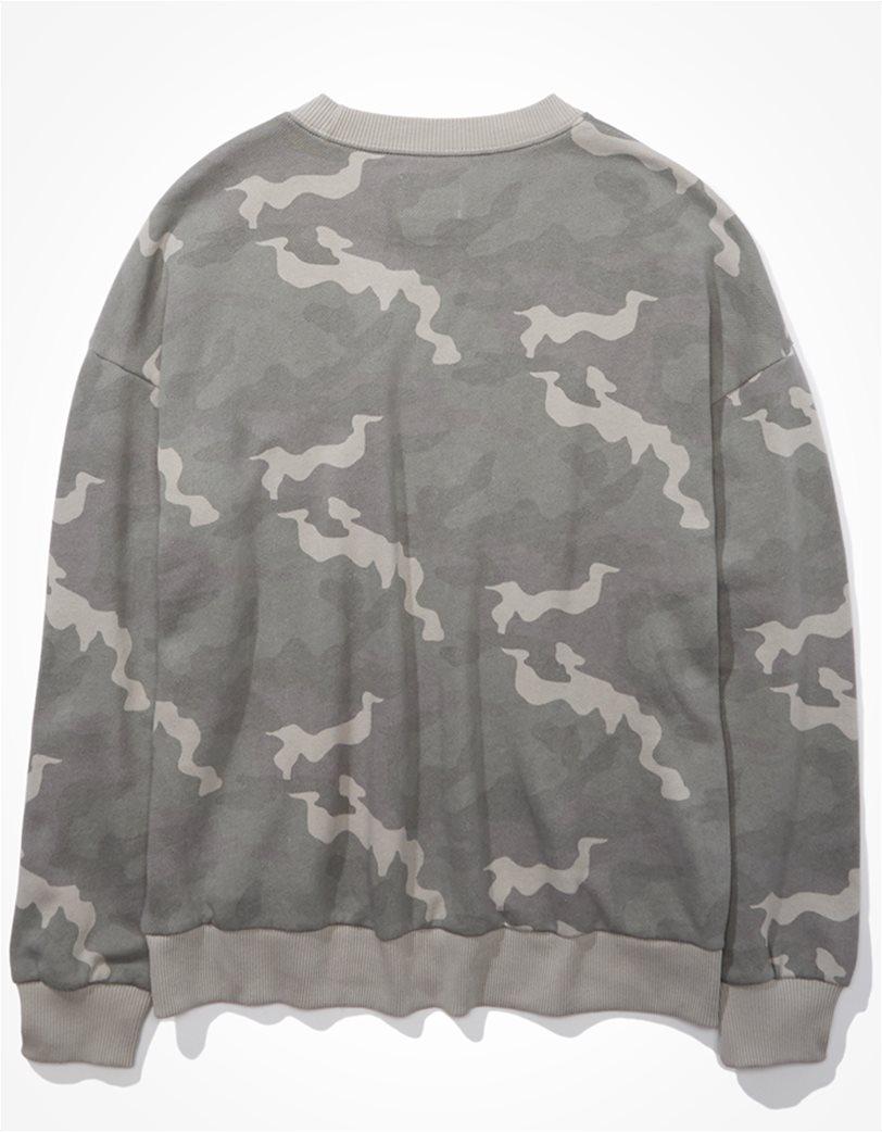 AE Fleece Crew Neck Sweatshirt 1